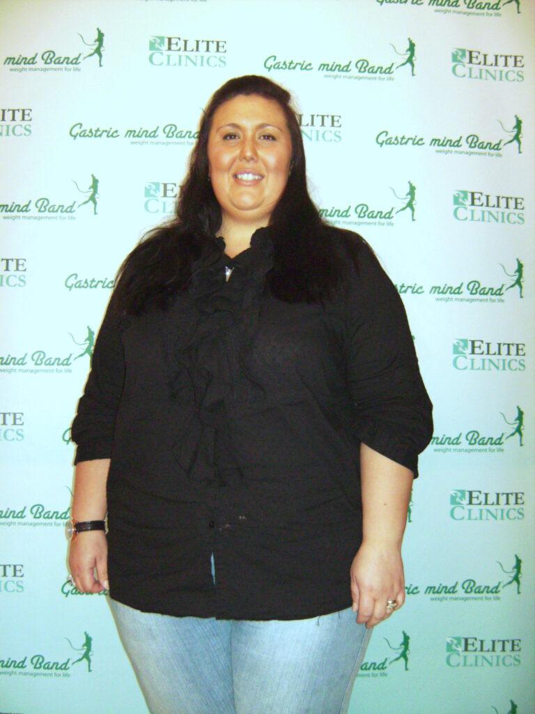 Sarah's Weight Loss Success
