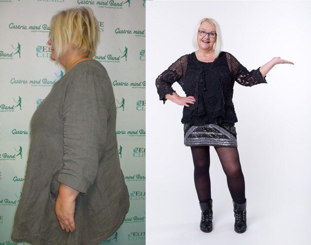 Reija's Weight Loss Story