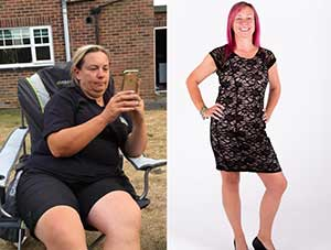 Sharon Visited the Shirrans Weight Loss Clinic in Spain. Downloadable weight loss treatment.