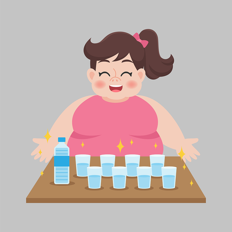 Will Drinking Water Help Me to Lose Weight My Weigh Less